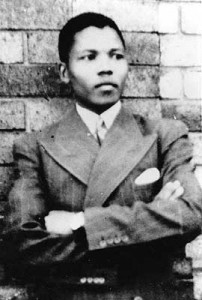 Nelson Mandela Early Years