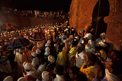 Lalibela Christmas Celebration